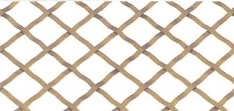 5mm Plain Wire Diamond Grille