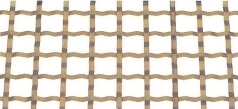 5mm Plain Wire Square Grille